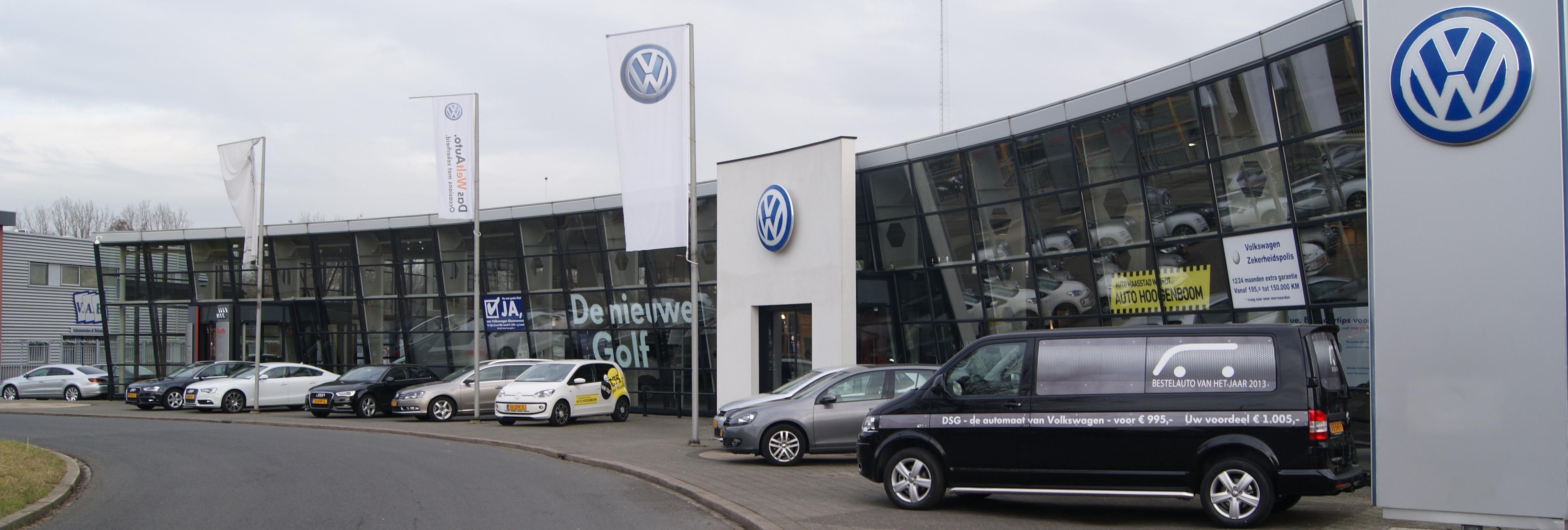 Dealer Auto Hoogenboom Vlaardingen Volkswagen Nl