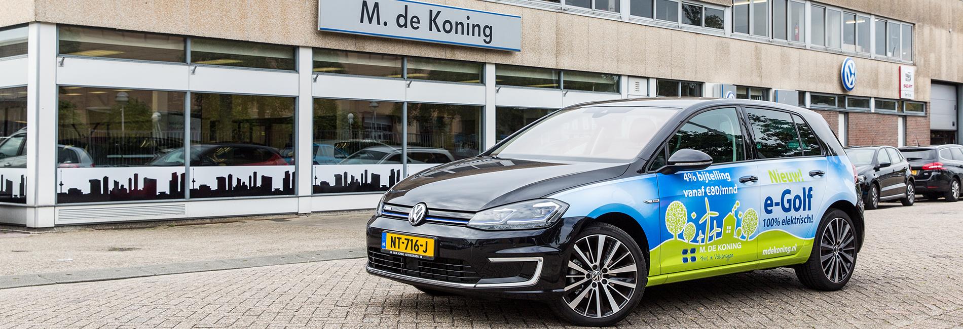 Dealer M De Koning Rotterdam Volkswagen Nl