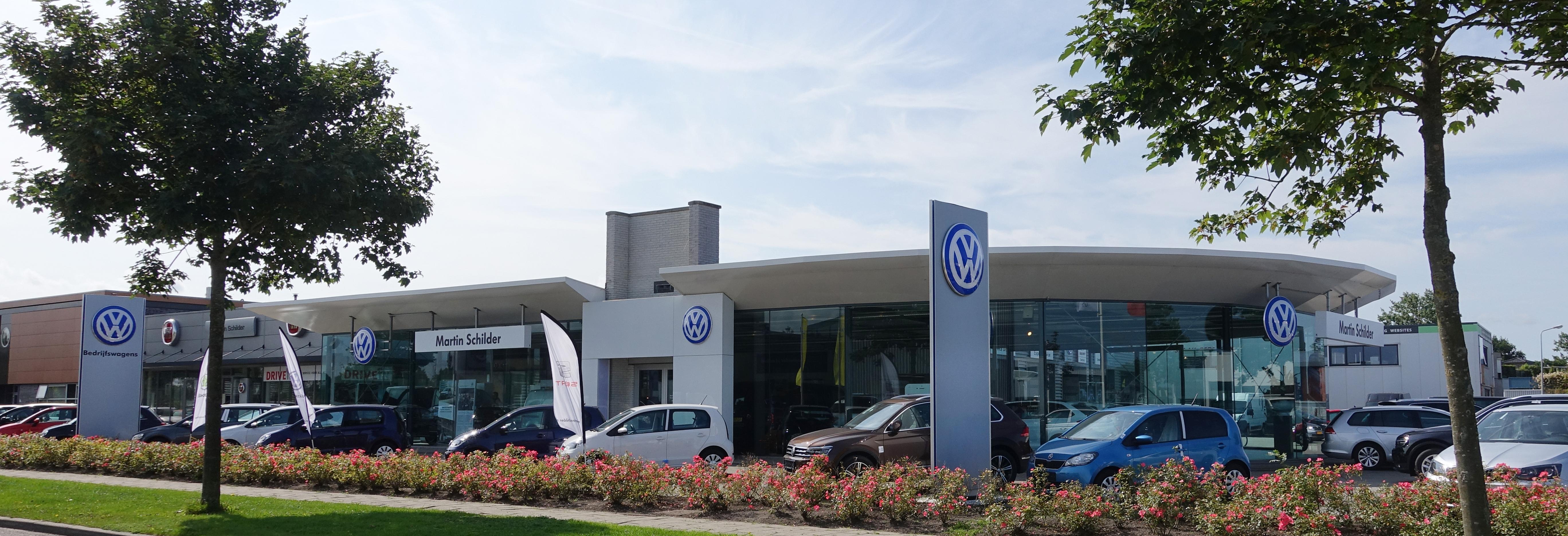 Dealer Martin Schilder Schagen Volkswagen Nl