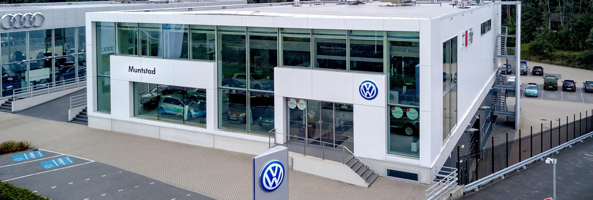 Dealer Muntstad Zeist Volkswagen Nl