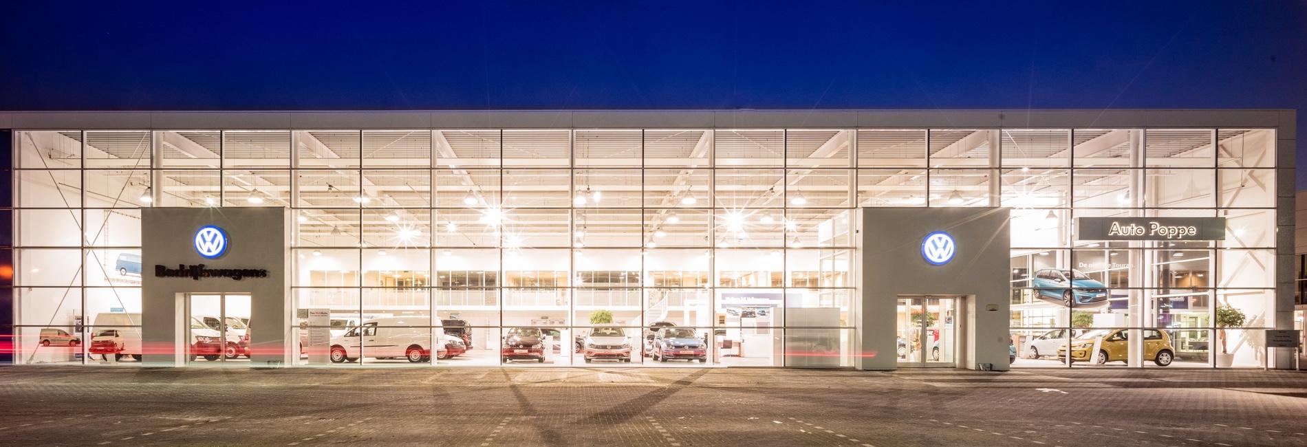 Alle Volkswagen Dealers In Nederland