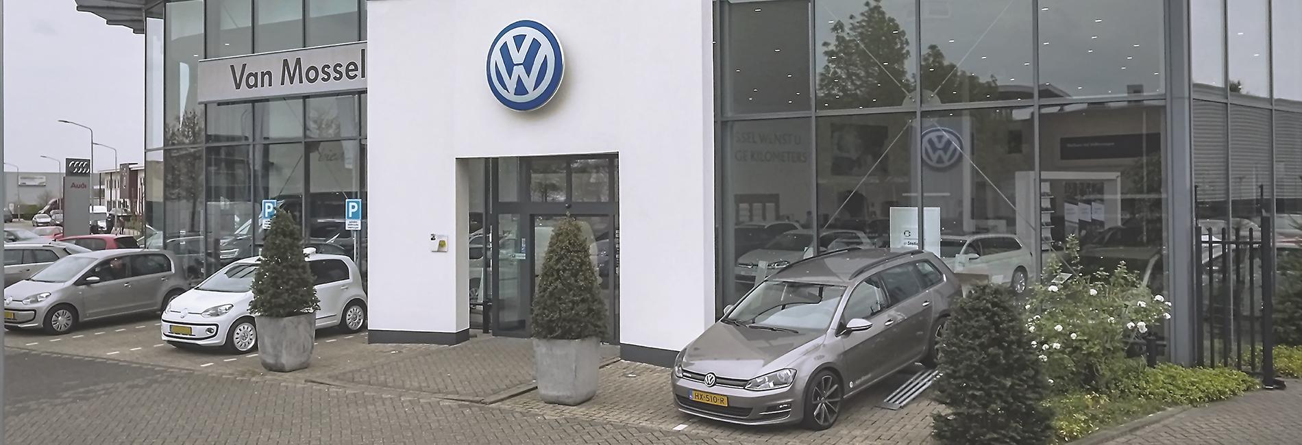 Dealer Van Mossel Valkenswaard - Volkswagen.nl