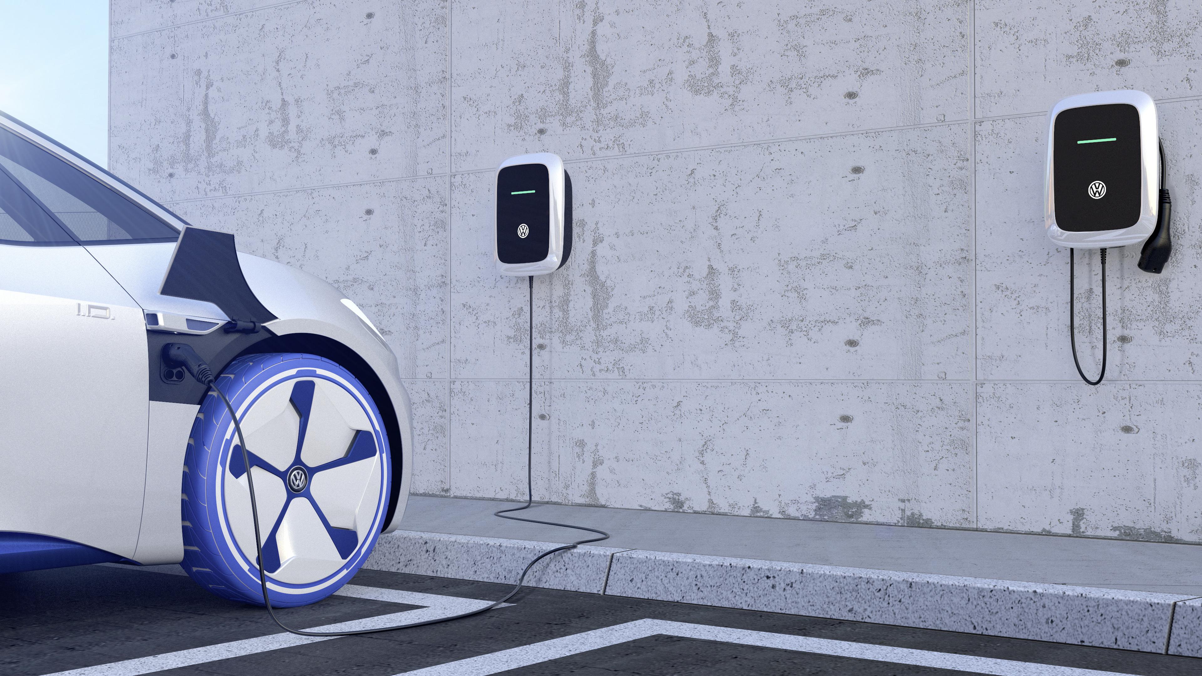 Opladen Van Je Elektrische Volkswagen Volkswagen Nl