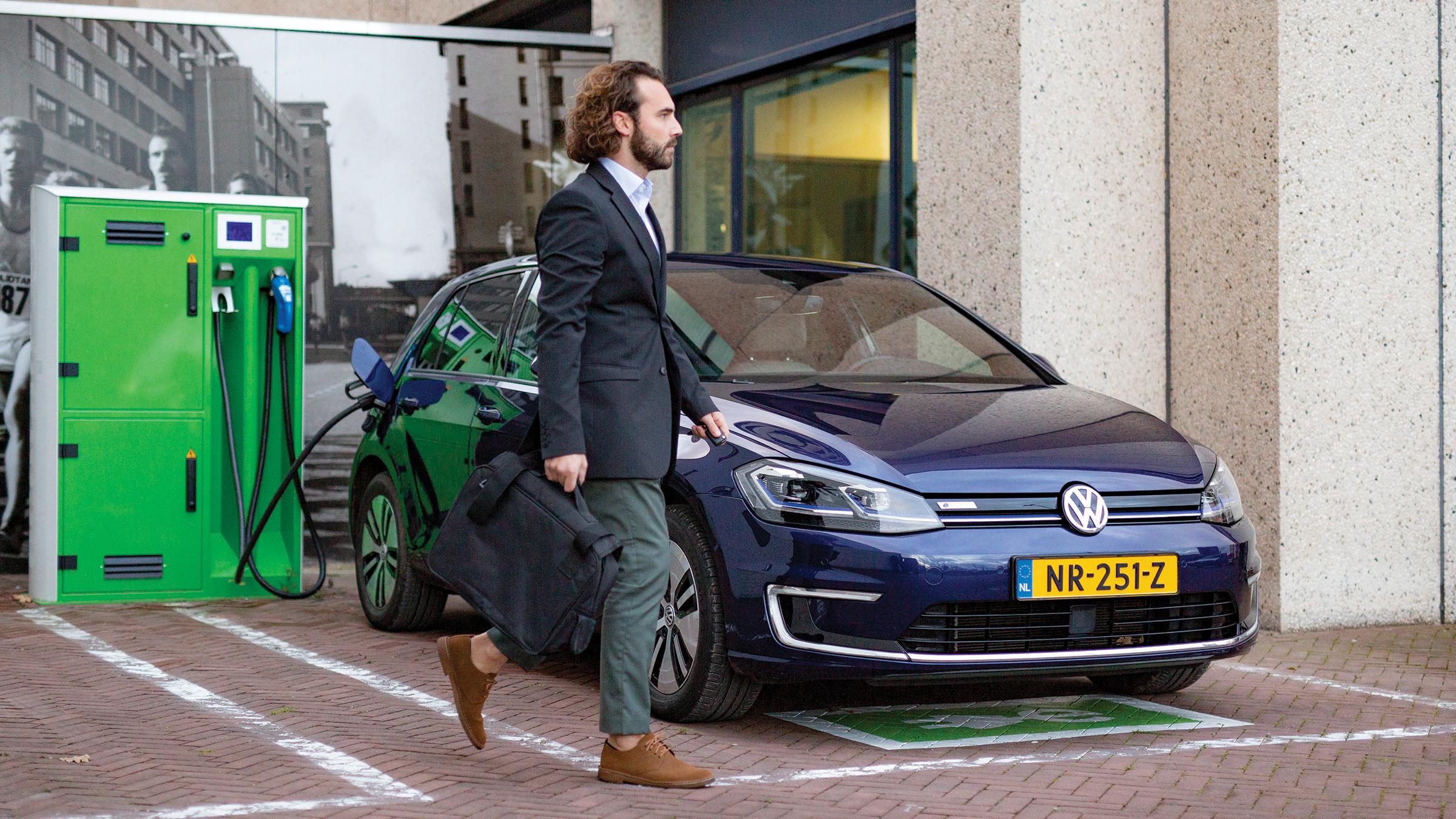 Wat Kost Het Opladen Van Een Elektrische Auto Volkswagen
