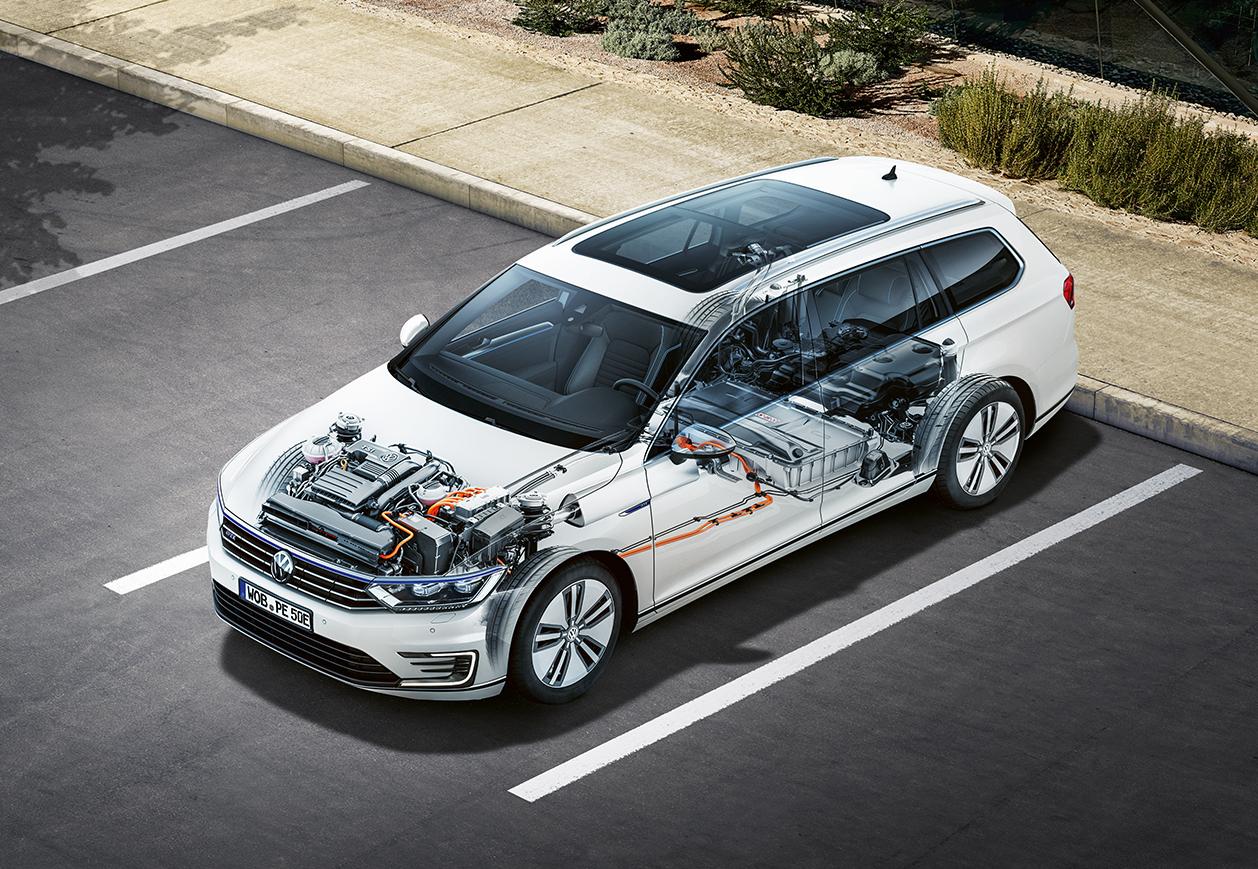 Elektrisch En Hybride Rijden Volkswagen Nl