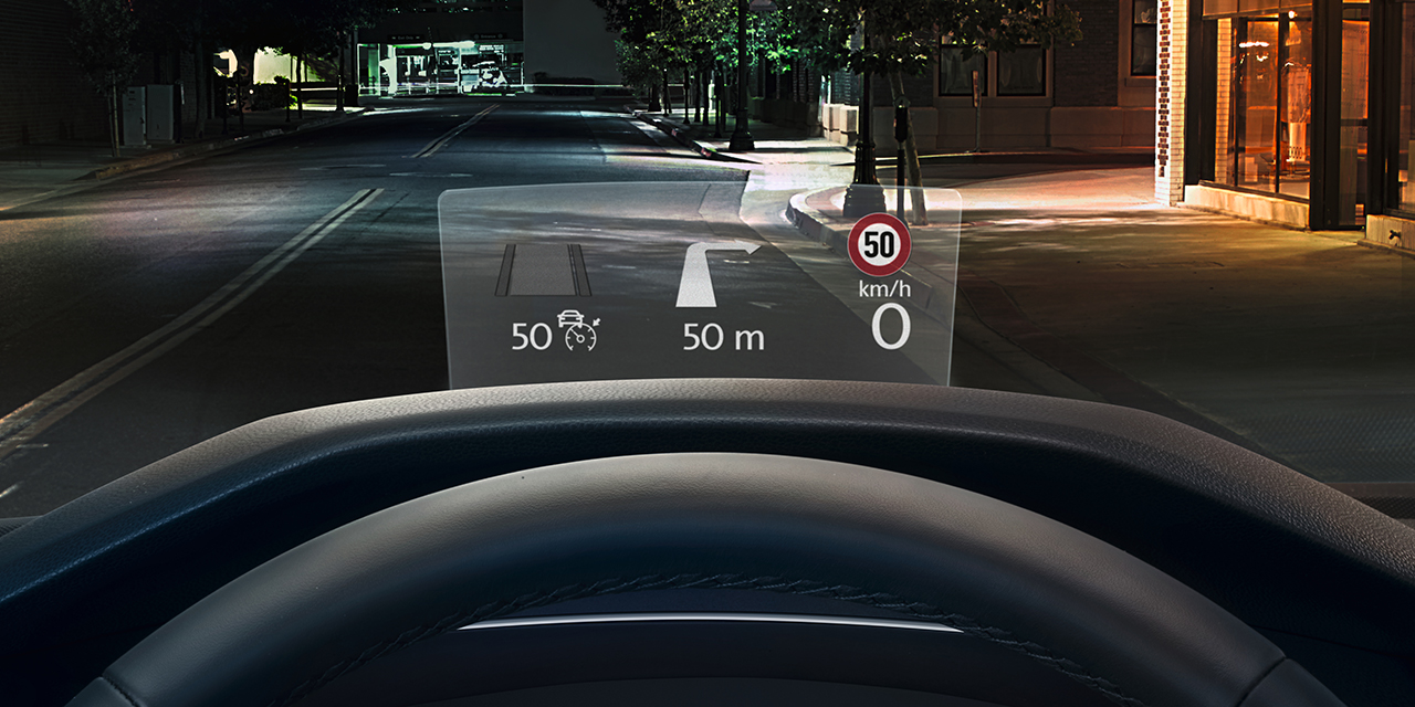 22++ Golf r heads up display trends