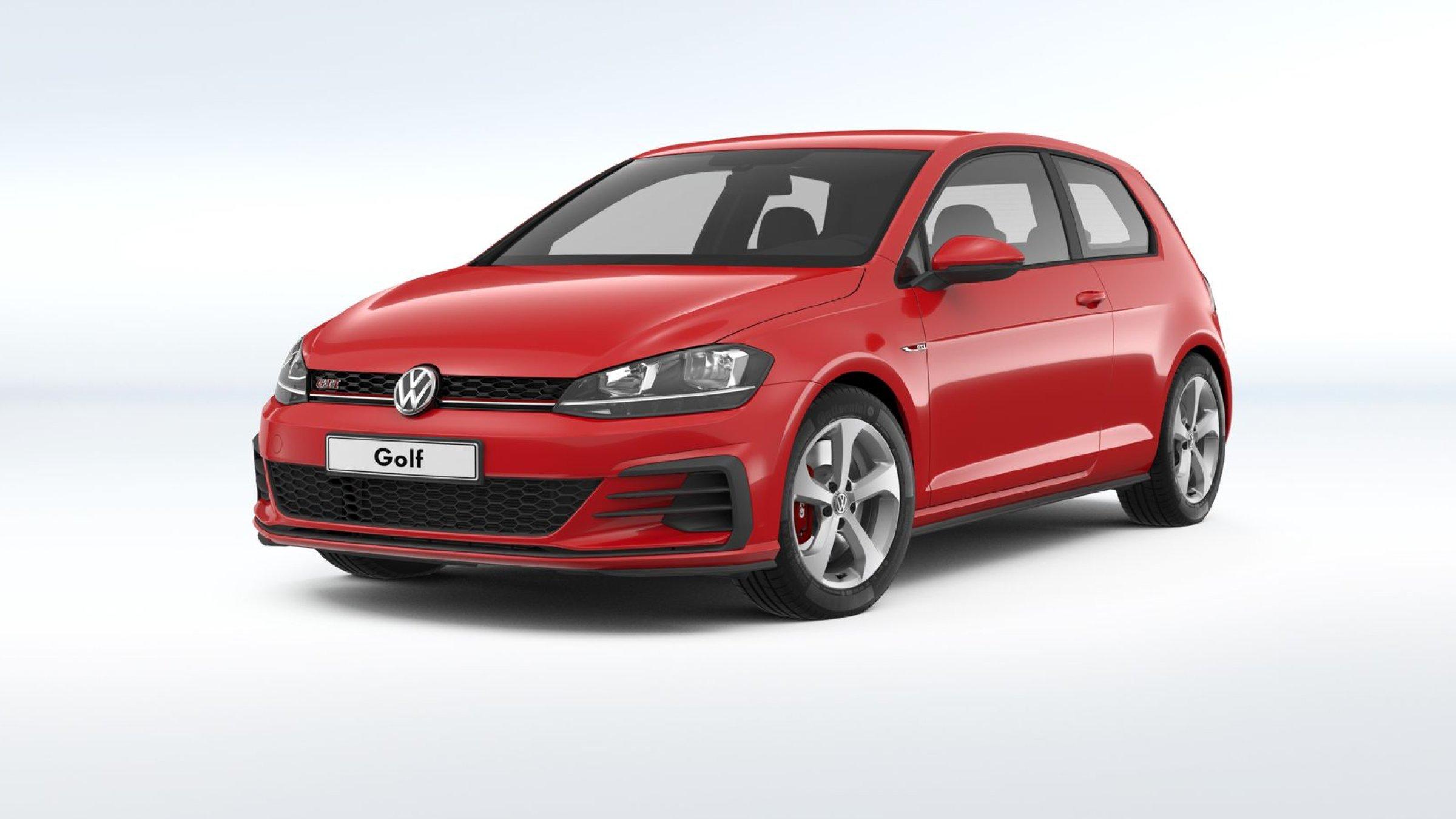 Volkswagen Golf Gti Perfectie Tot In Detail Volkswagen