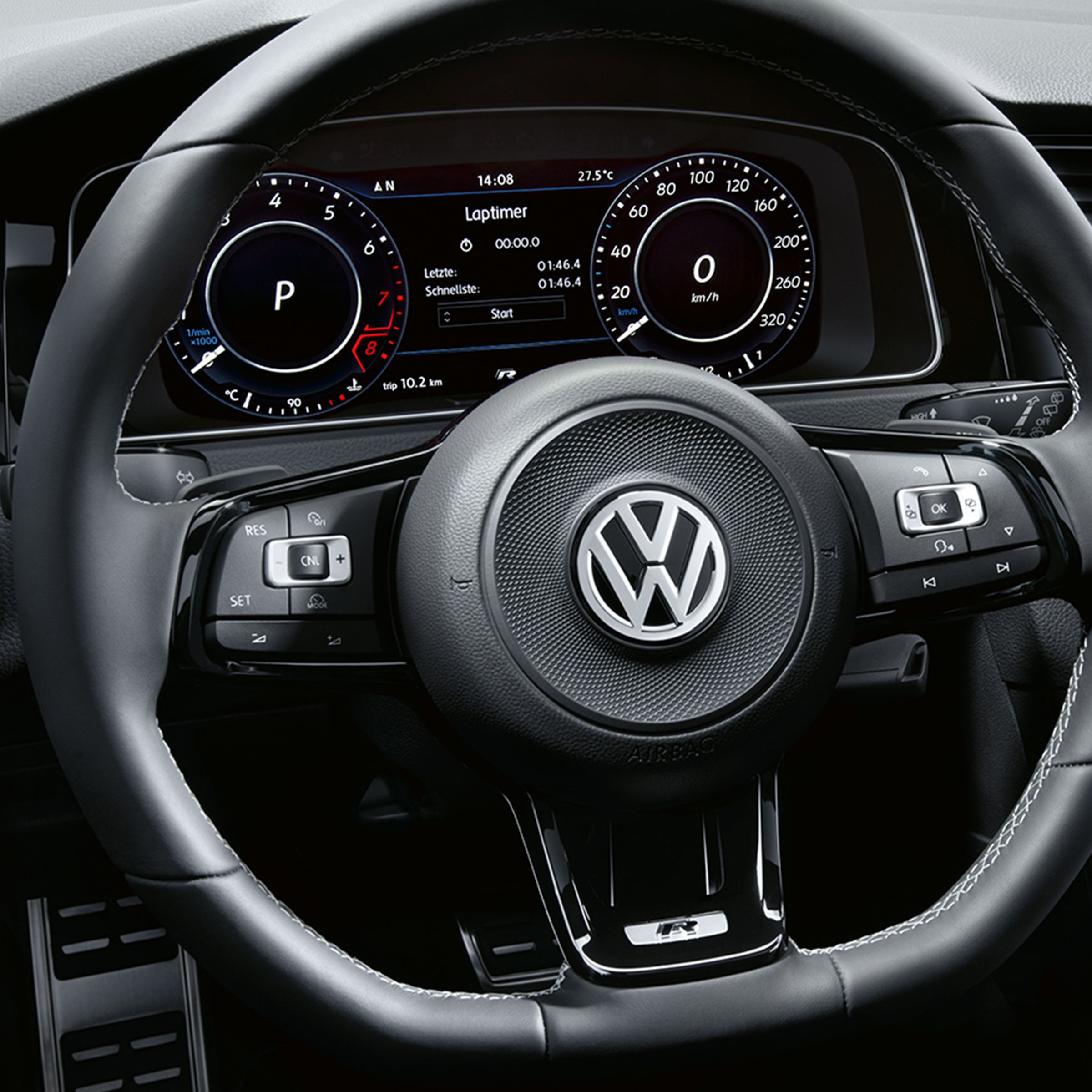 De Nieuwe Volkswagen Golf R Volkswagen