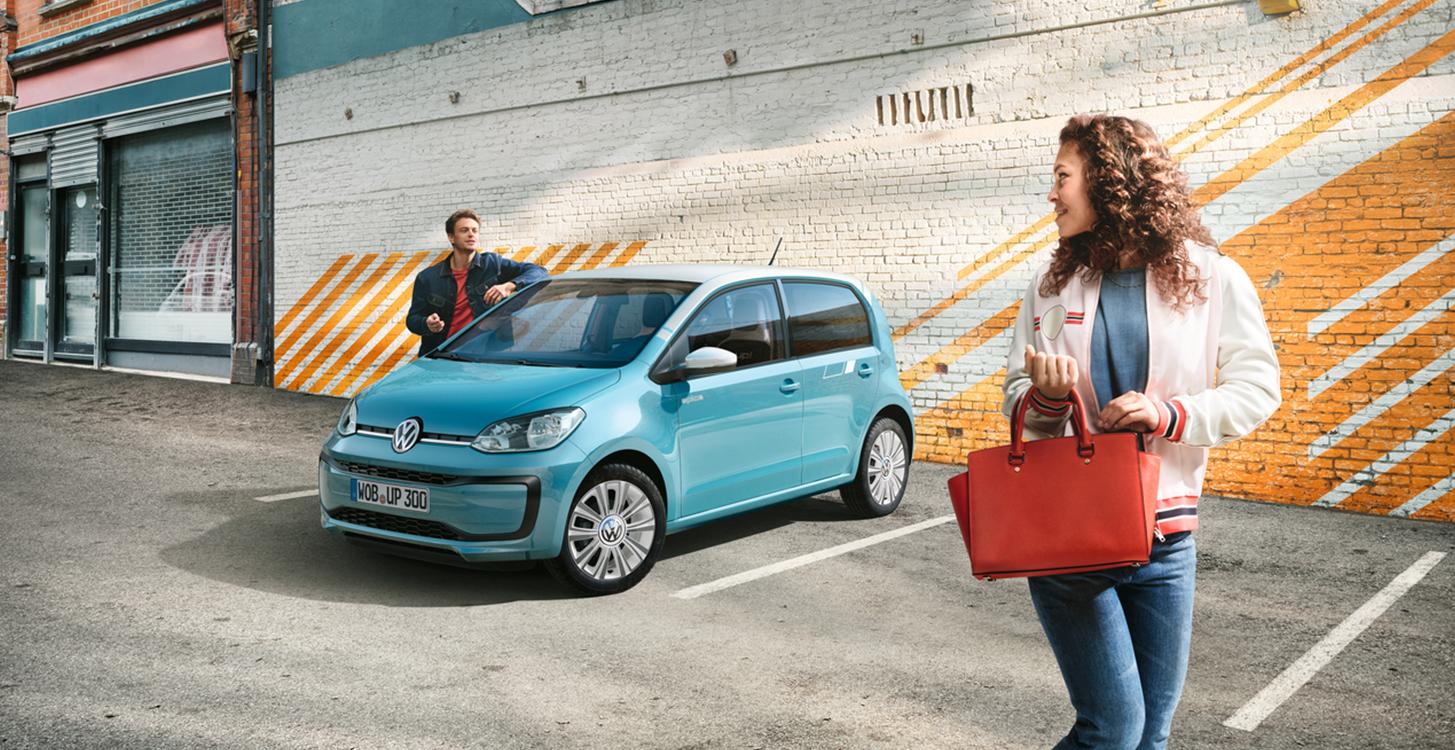 Kleine Auto Volkswagen
