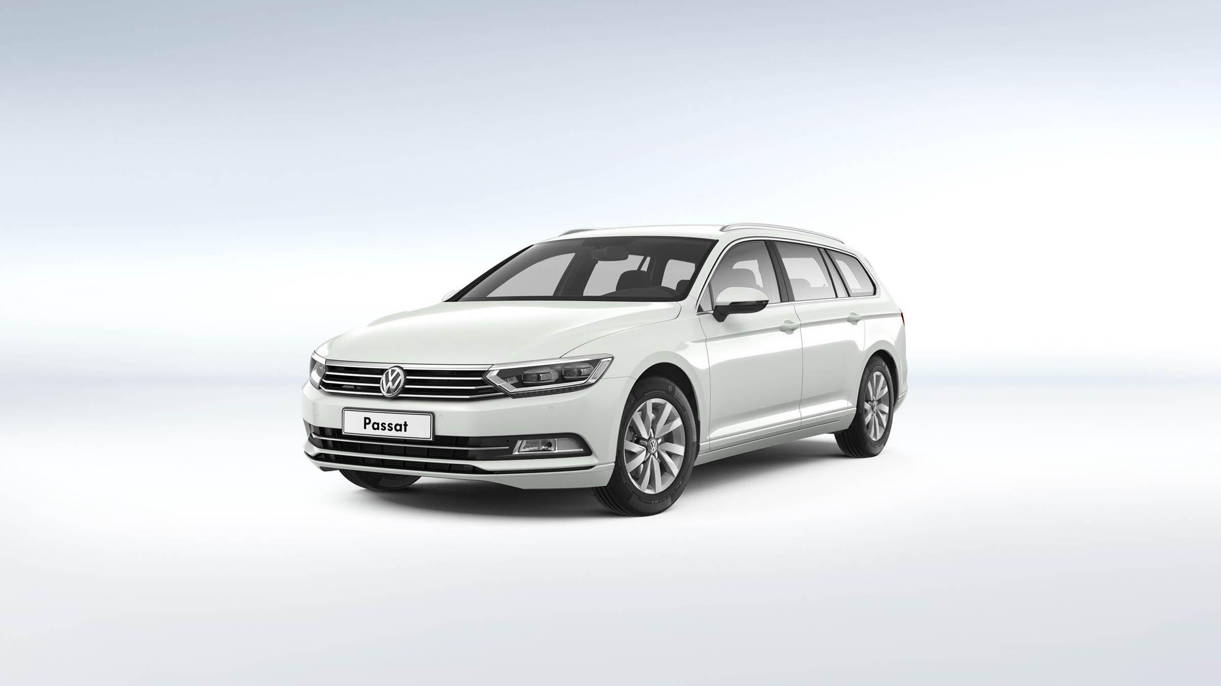 De Volkswagen Passat Variant Comfortline Business Optimaal
