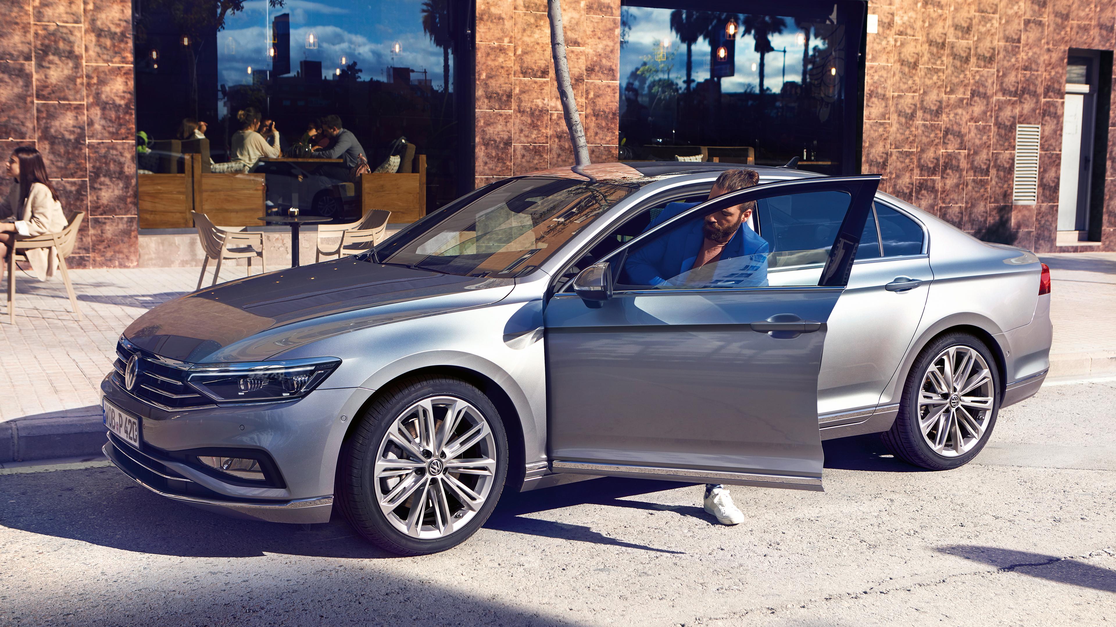 De Nieuwe Passat Volkswagen