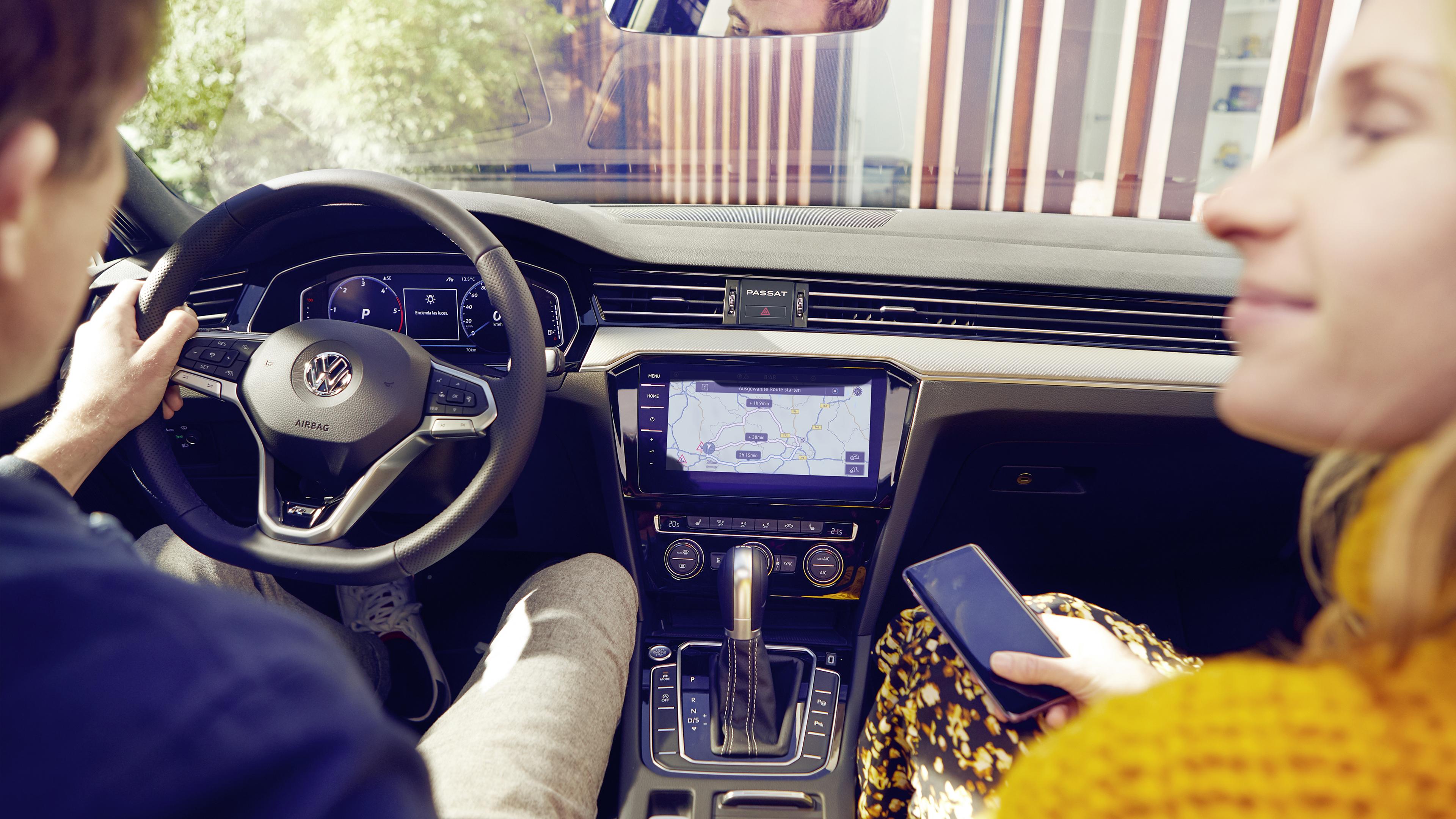 Eeste rijtest nieuwe Volkswagen Passat 2020