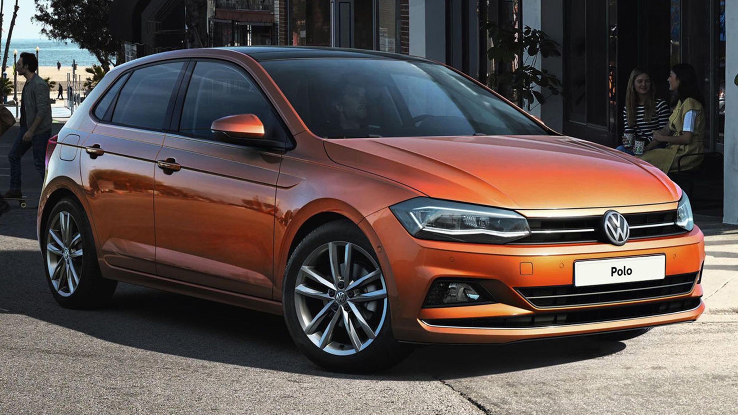 Volkswagen Polo De Meest Innovatieve Auto In Zijn Klasse Volkswagen