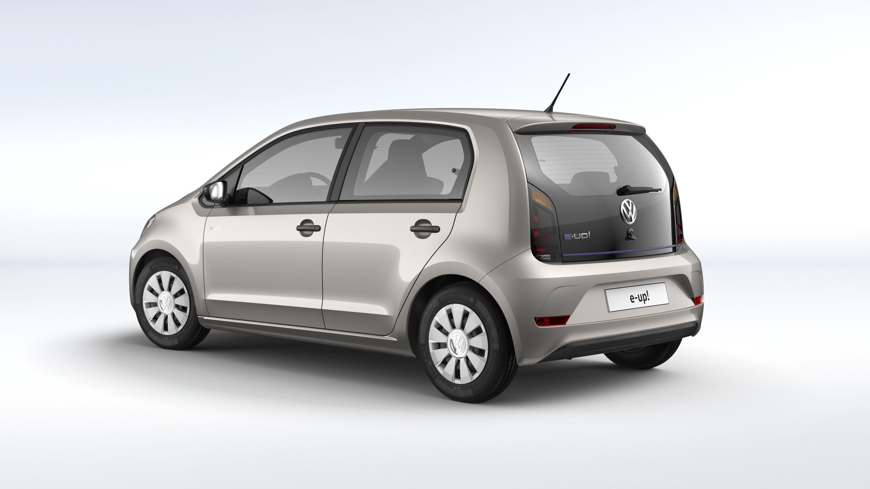 Ontdek De Nieuwe Volkswagen E Up Volkswagen