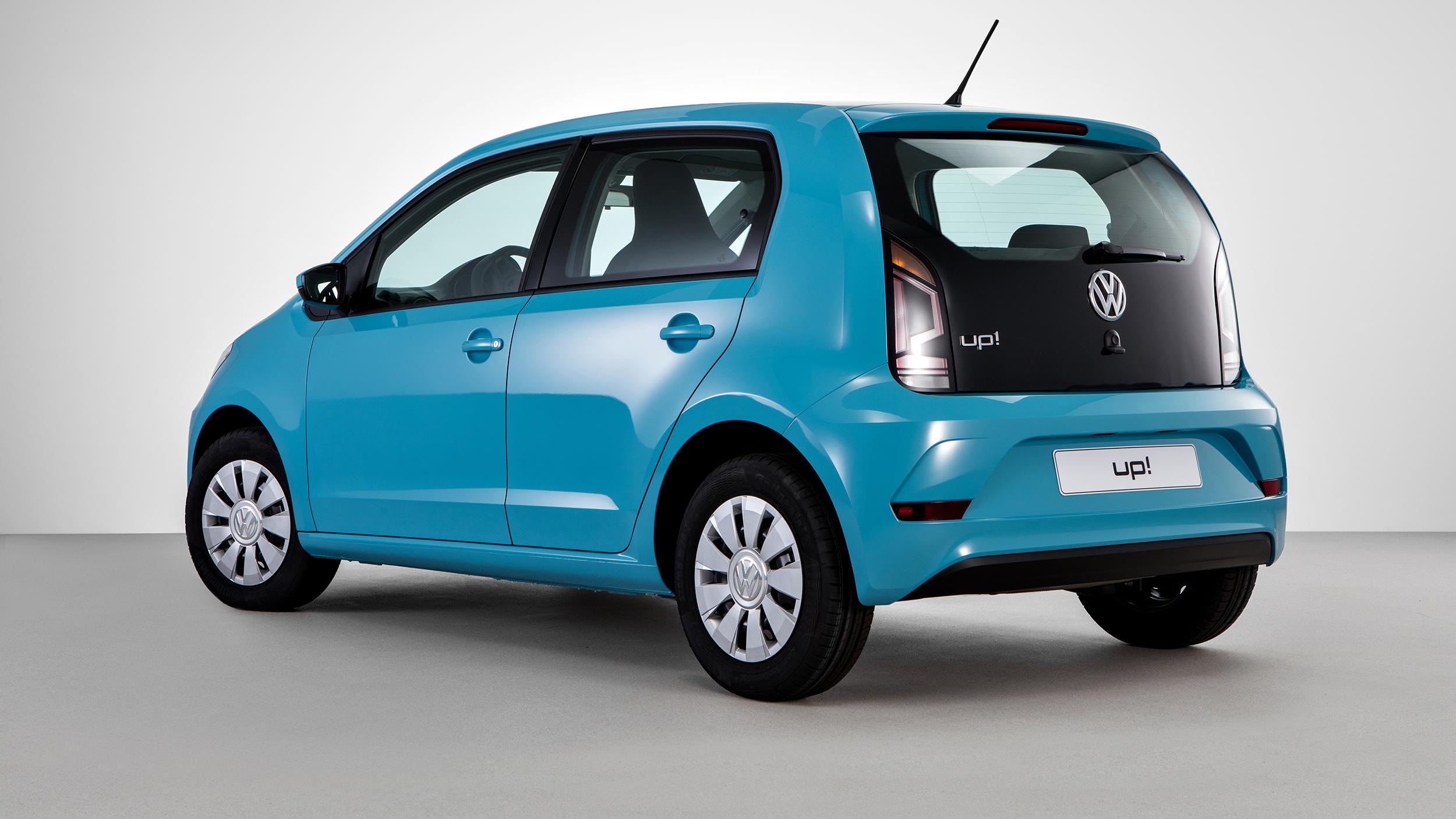 Ontdek De Nieuwe Volkswagen Move Up Volkswagen