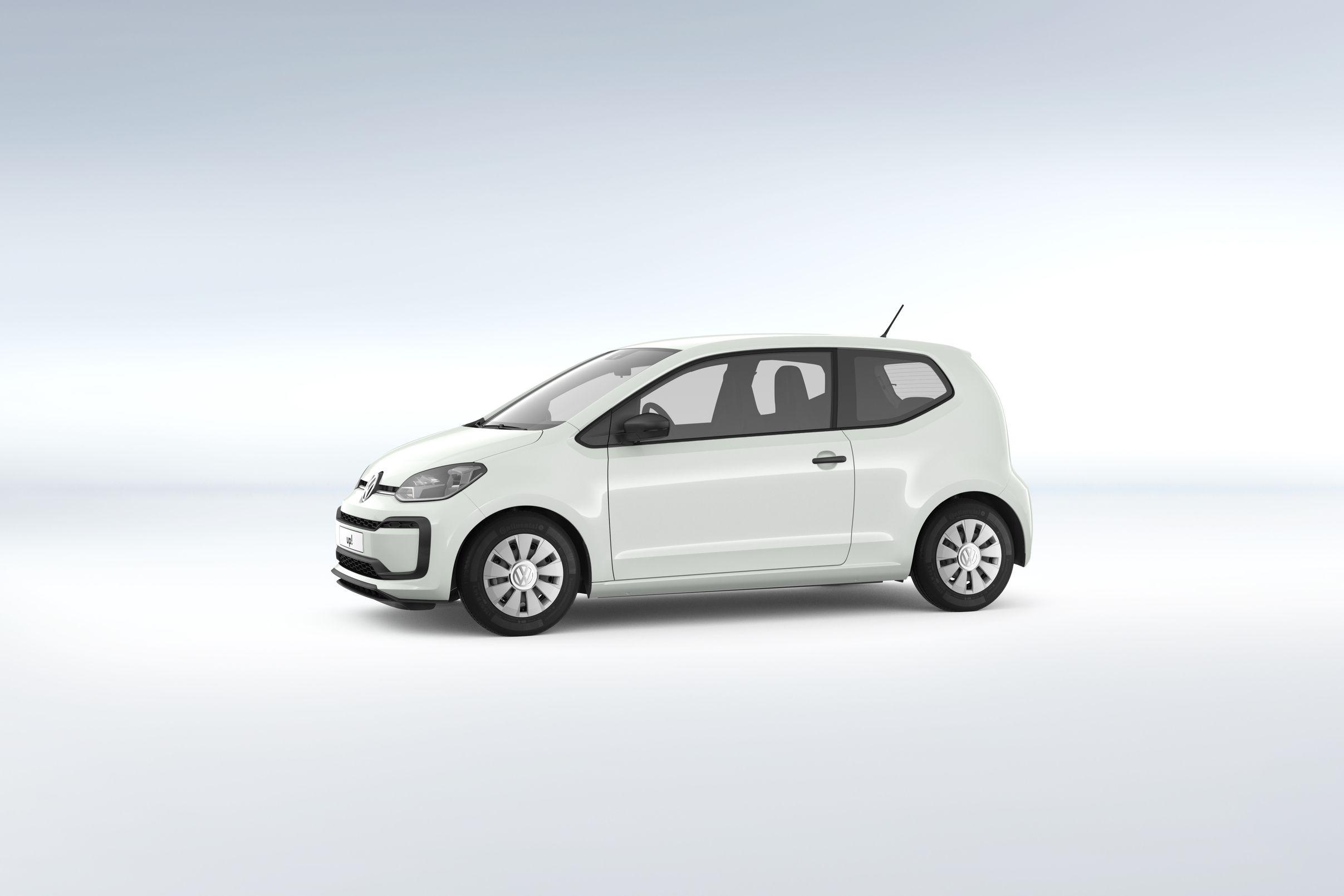 Ontdek De Nieuwe Volkswagen Take Up Volkswagen