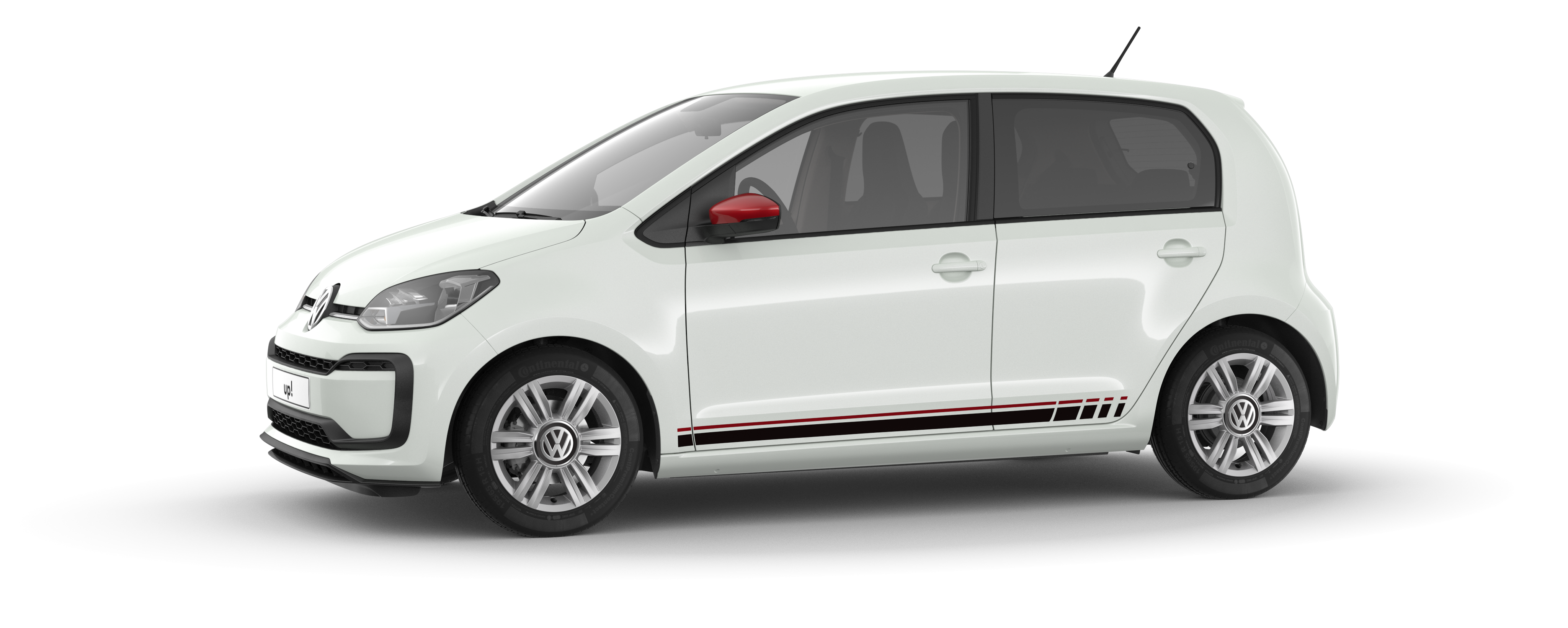Volkswagen Up Beats Up