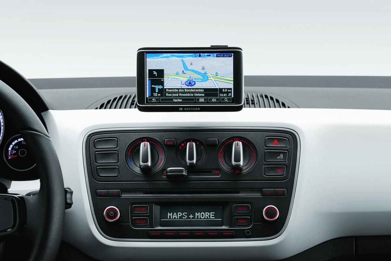 Volkswagen Infotainment navigatie