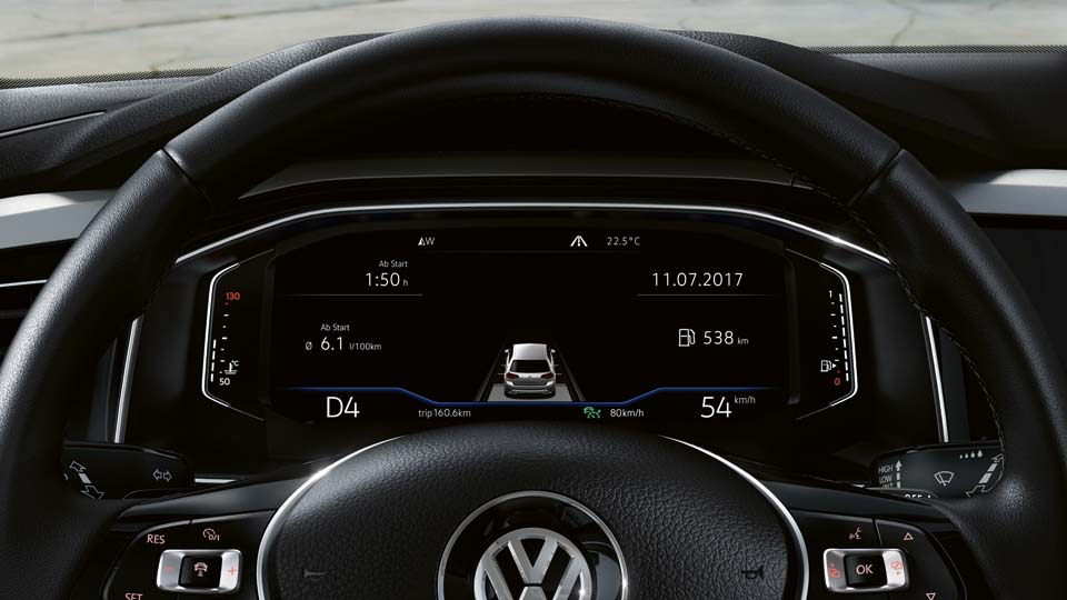 Acc Adaptive Cruise Control Volkswagen Nl