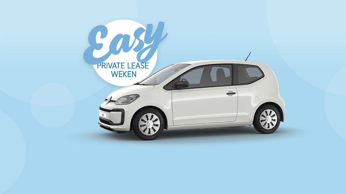 Volkswagen Easy Private Lease Weken