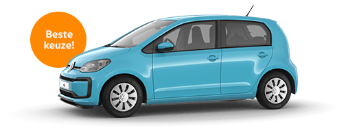 Volkswagen Easy Private Lease Weken Up!
