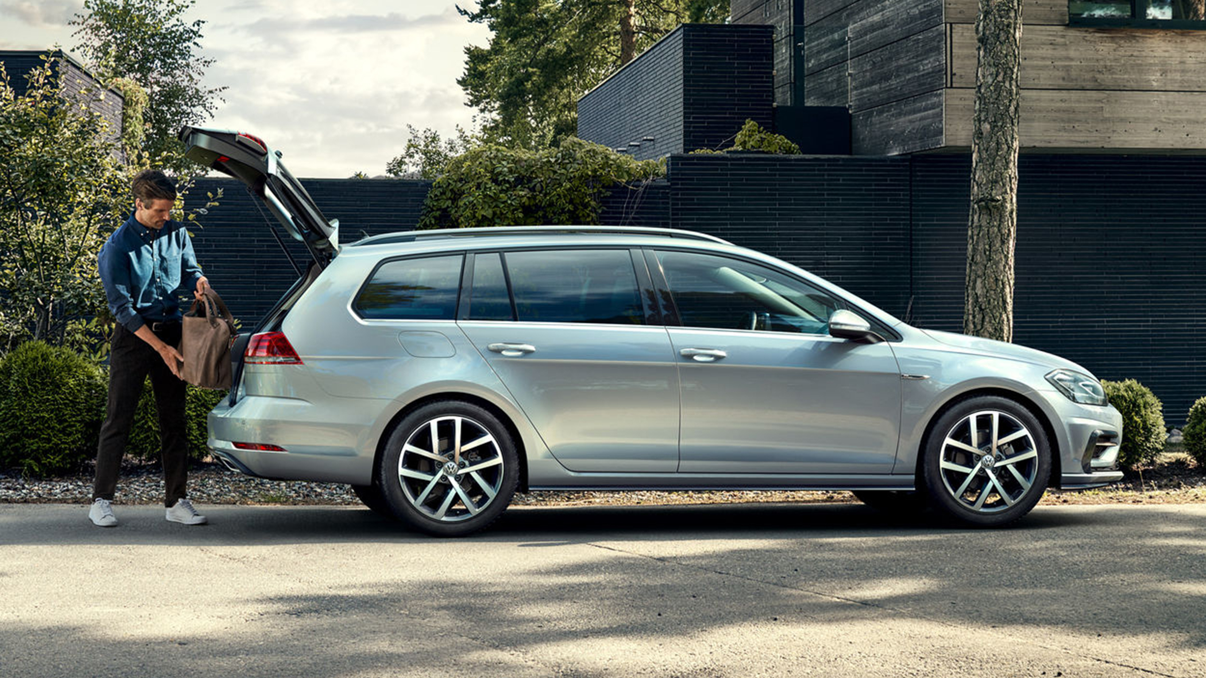 Golf Variant Private Lease Volkswagen Nl