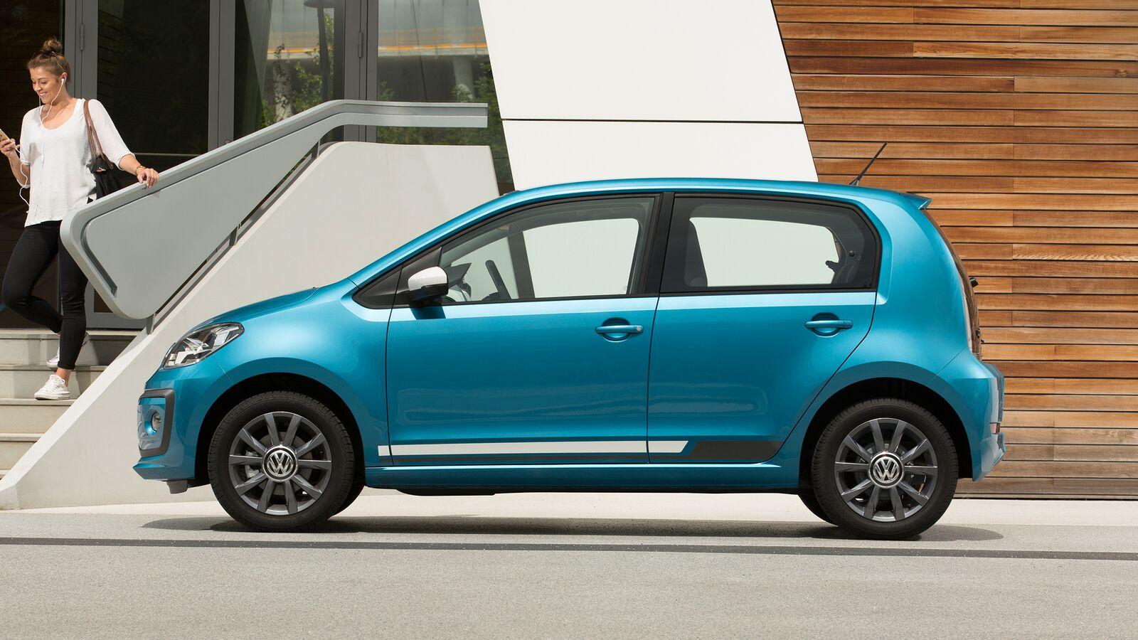 Ontdek De Nieuwe Volkswagen Up Volkswagen