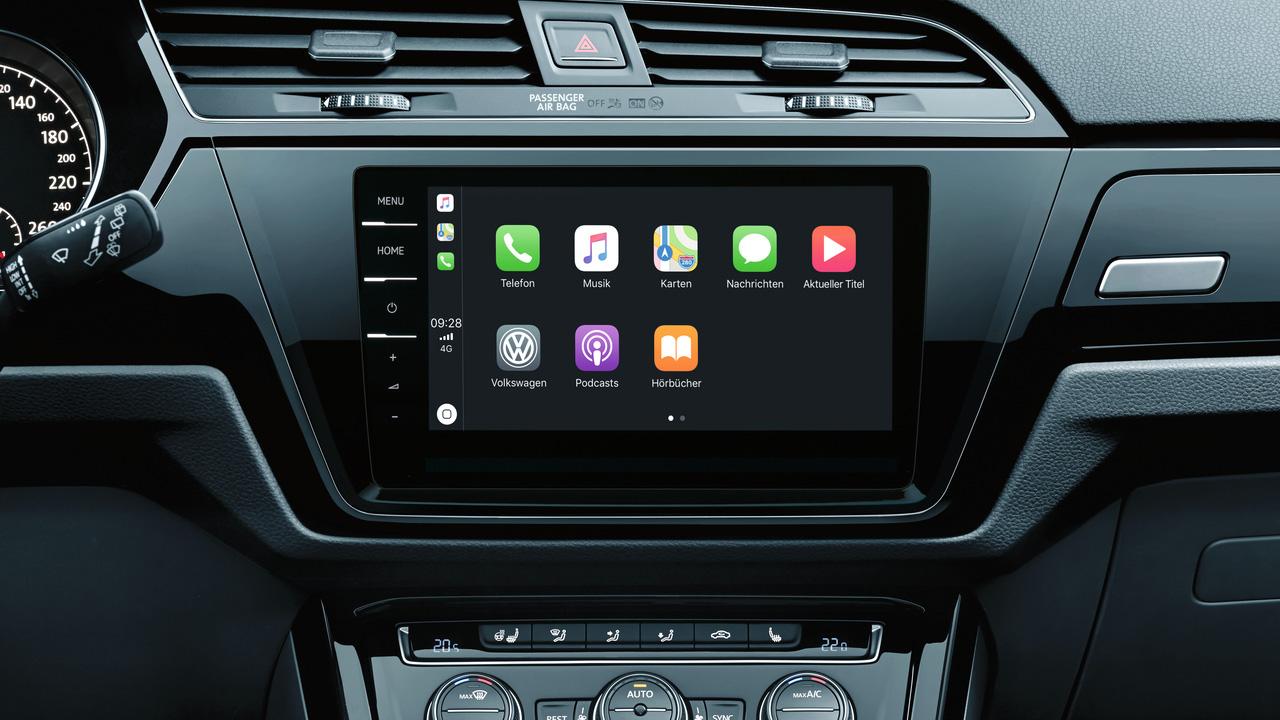 Infotainment en audio | Volkswagen nl